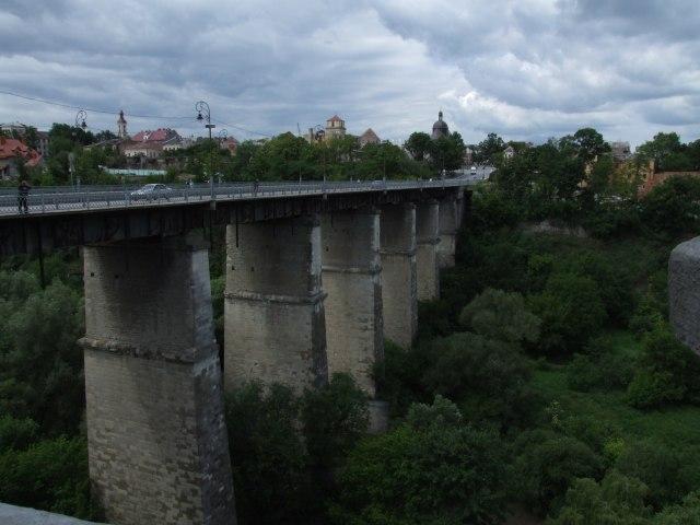 Мост через Смотрич