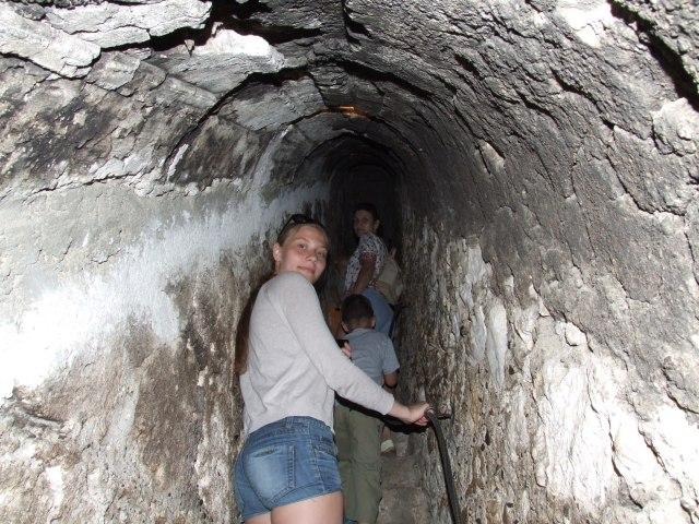 Вход в замок Бран