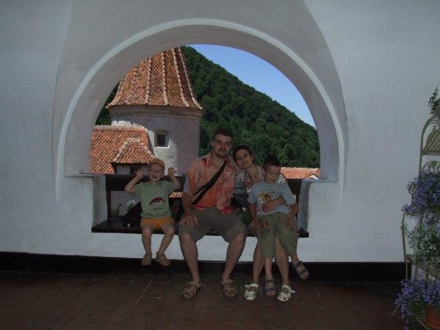В замке Бран