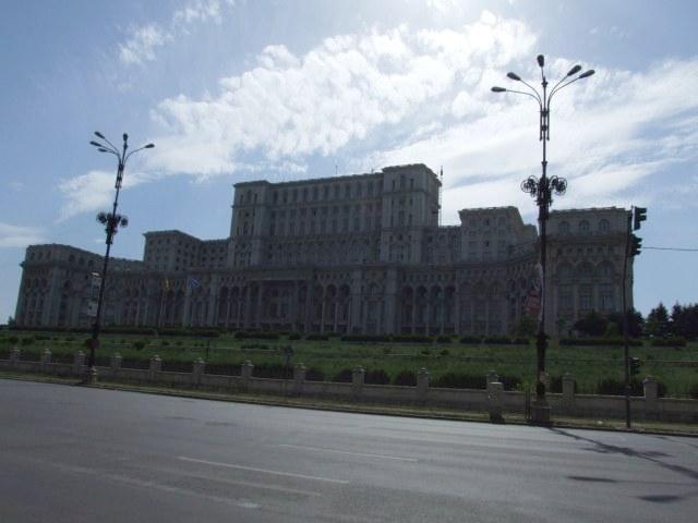 Дворец Чаушеску