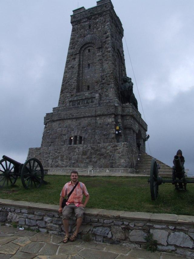 Шипка. Памятник Свободы
