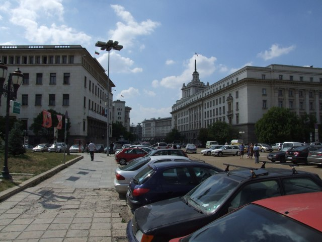 Центр Софии