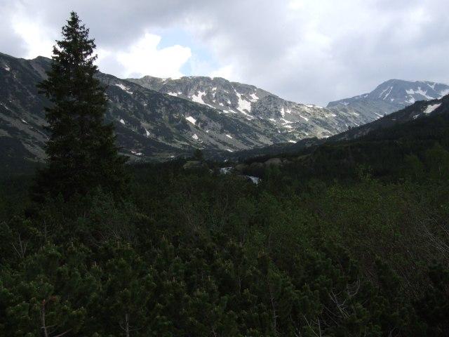 Рильские горы