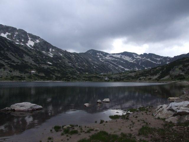 Первое Рыбное озеро