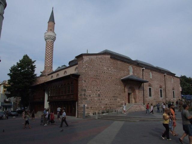Мечеть в центре Пловдива