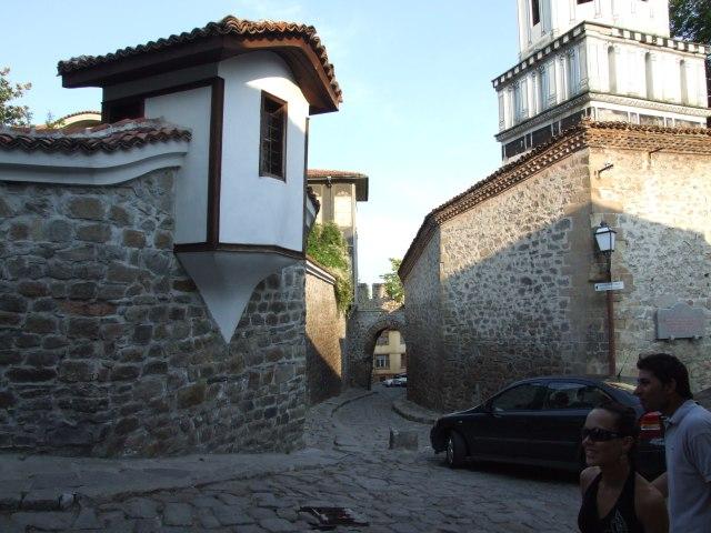 Старый Пловдив