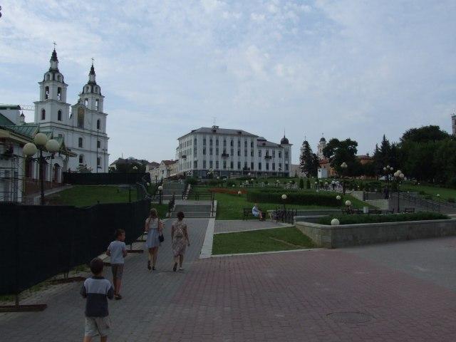 Минск. Площадь Свободы