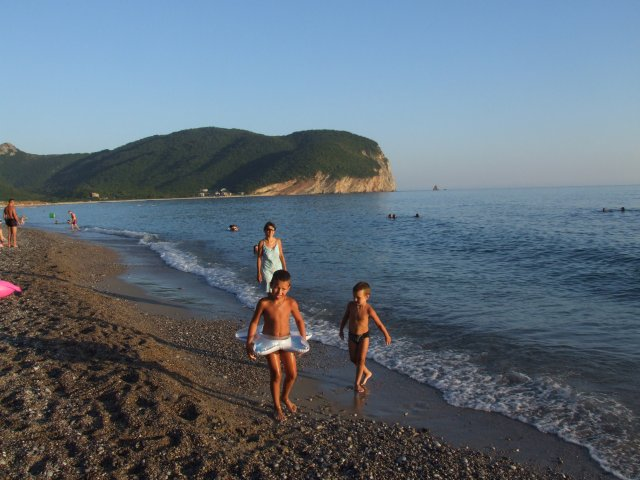 Пляж Булярица