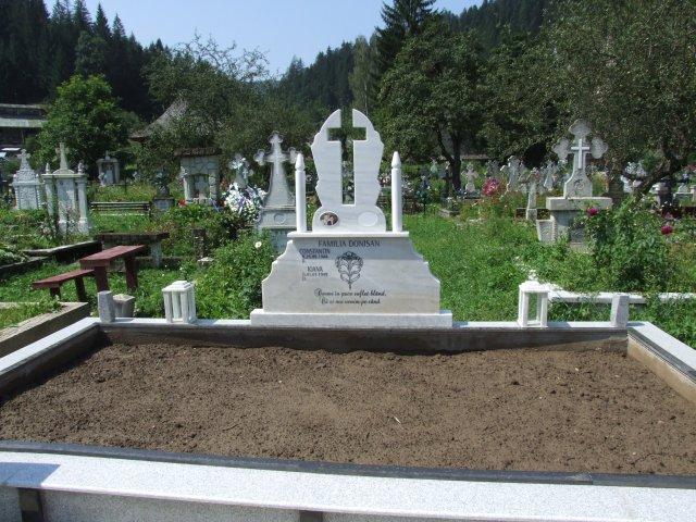 Кладбище у монастыря Воронец